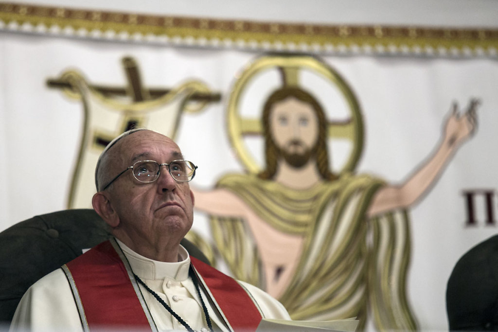 Pope Francis visit to Egypt
